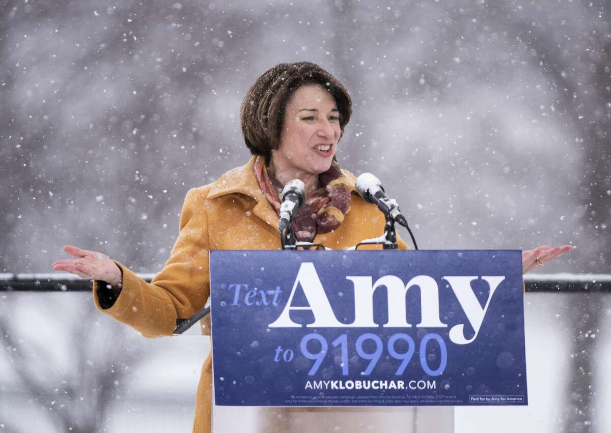 Who is Amy Klobuchar? Minnesota Sen. Amy Klobuchar is another Democratic senator with her eyes on the White House. Here are some key facts about her background, her record and her beliefs.