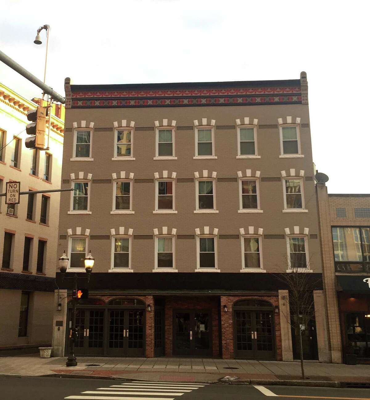 A new restaurant, Clark + Main, is planned at 261 Main St., in downtown Stamford, Conn.