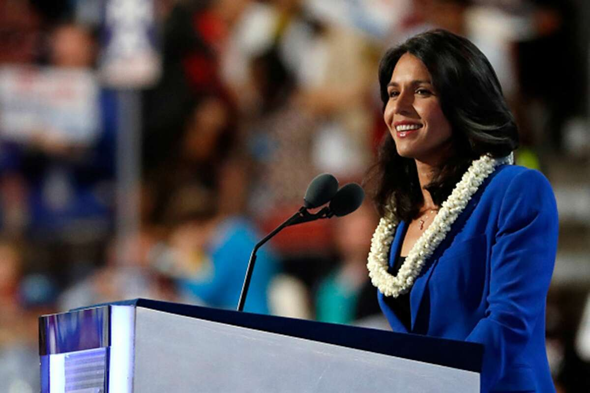 Who is 2020 presidential candidate Tulsi Gabbard? Democratic Hawaiian senator and military veteran Tulsi Gabbard was one of the first politicians to announce she is running for president in 2020. Here's what you need to know about her background, beliefs and political plans for the future.
