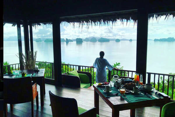 A Six Senses resort in Thailand, now part of InterContinental Hotels Group.