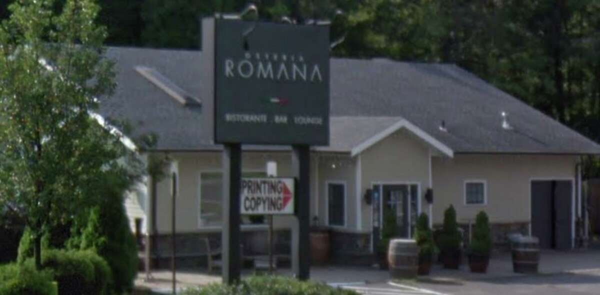 Osteria Romana, 89 Main St., is one of the restaurants participating in the 2019 Monroe Restaurant Week.