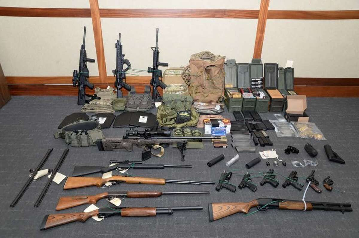 """Christopher Paul Hasson called for """"focused violence"""" to """"establish a white homeland"""" and dreamed of ways to """"kill almost every last person on earth,"""" according to court records."""
