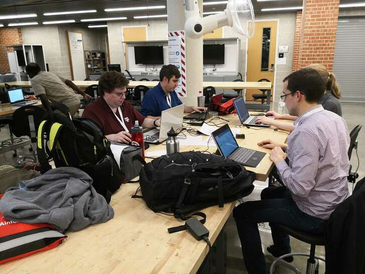 VIA Metropolitan Transit is hosting its third annual codeathon event this weekend.Last year's winning product was an app that allows people to search for nearby restaurants and attractions and directs them to the spots.