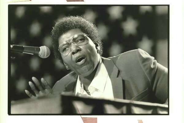 U.S. Rep. Barbara Jordan broke color and gender barriers. Many Texas students don't know of her because the education system does not require students to take black history.