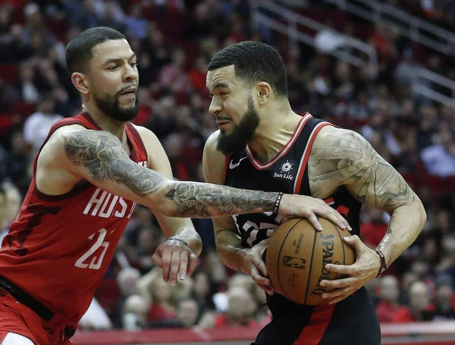 Scouting report: Rockets at Raptors