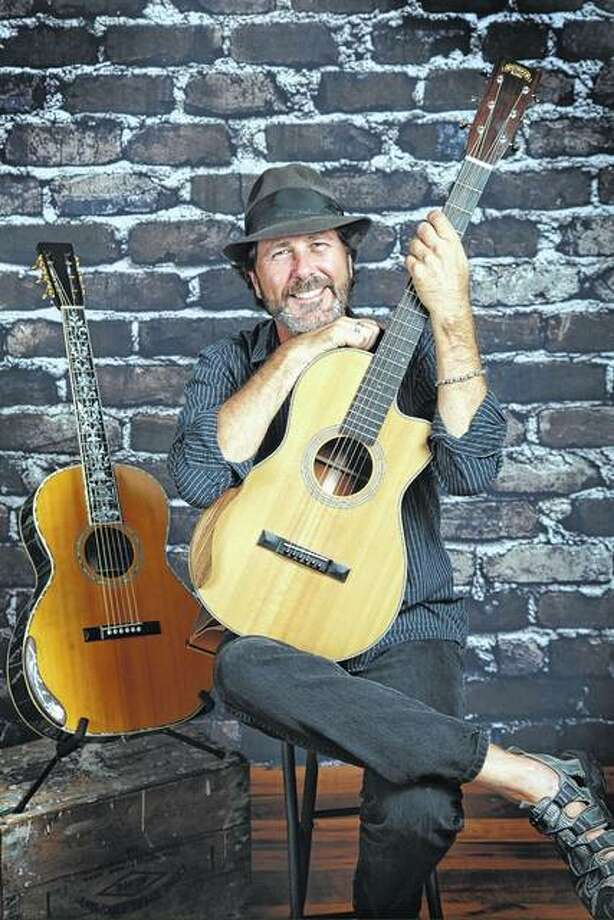 """Singer-songwriter-musician Barry Cloyd will present the program """"Our Land Between the Rivers: Illinois in Story and Song"""" at 1:30 p.m. Sunday at Virginia United Methodist Church. Photo: Photo Provided"""