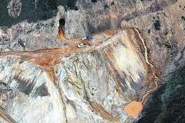 Wastewater streams out of the Gold King Mine in southwestern Colorado after a contractor crew led by the Environmental Protection Agency inadvertently triggered the release of about 3 million gallons of water tainted with heavy metals.