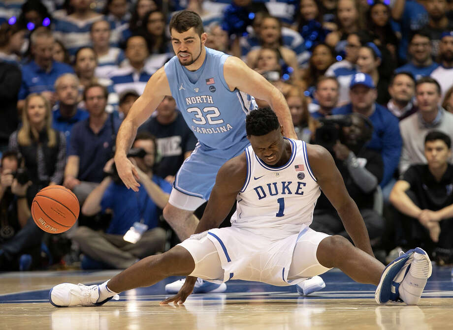 No. 1 Duke, Zion Williamson figuring out what's next after ...