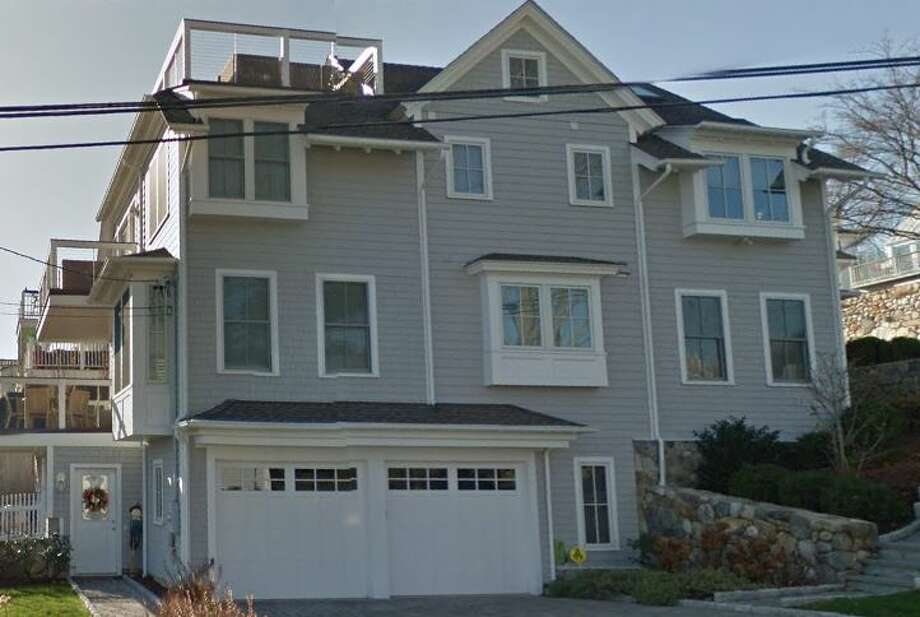 19 Sterling Drive in Westport sold for $2,475,000. Photo: Google Street View