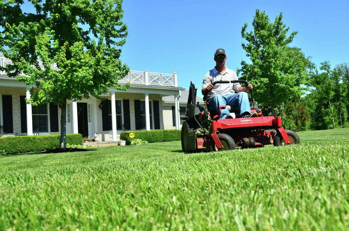 GreenPal, an app that helps connect lawn care professionals with homeowners, recently launched in Spring.