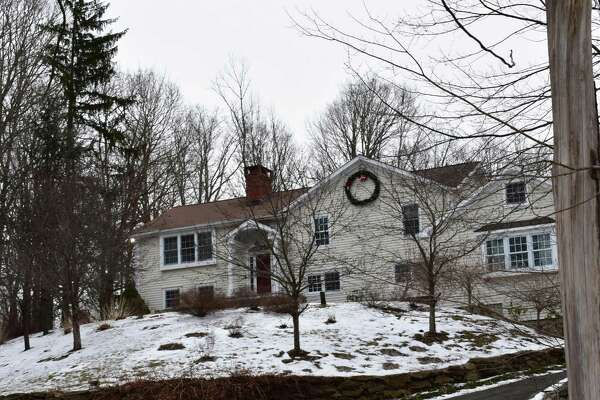 A newly listed home on Cobbler's Lane in Ridgefield, Conn., priced at $650,000 as of Feb. 18, 2019. As the sticker shock for homeowners becomes clear of a federal cap on IRS deductions for state and local taxes, real estate listings are up sharply in Ridgefield where many middle-market homes generate taxes in excess of the $10,000 cap.