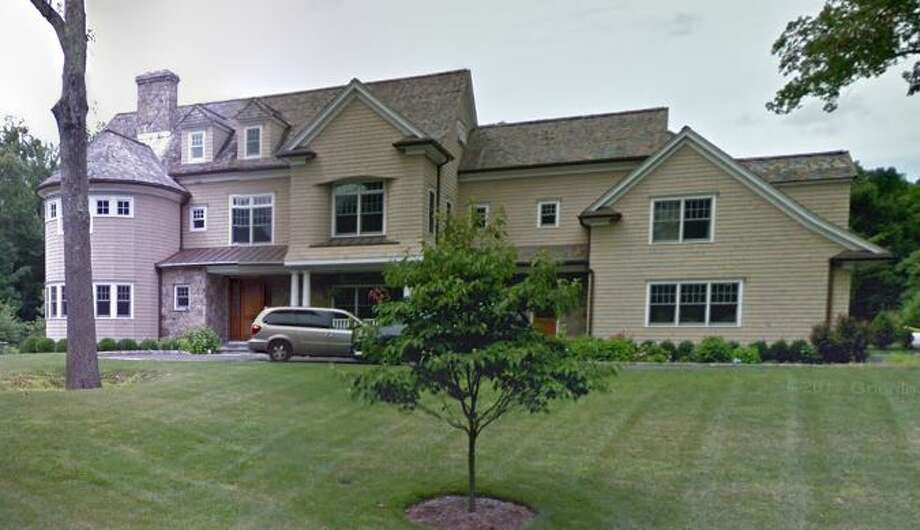 480 Den Road in Stamford sold for $1,800,000. Photo: Google Street View