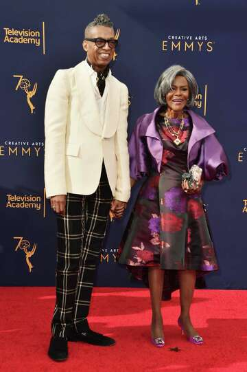B Michael Becomes First African American Designer To Dress An Oscar Winner Houstonchronicle Com