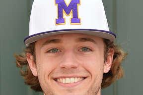 Tyler Wade Midland High Baseball Mugs 2/13/19 James Durbin / Reporter-Telegram