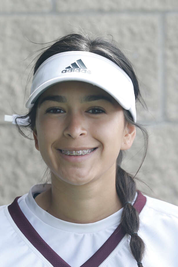 Lee Rebels Softball:Nayeli Laredo Photo: James Durbin / Midland Reporter- / © 2019 All Rights Reserved