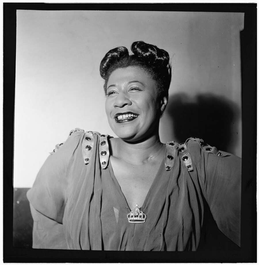 The Houston Symphony will celebrate the music of Ella Fitzgerald and Frank Sinatra Saturday night at the Cynthia Woods Mitchell Pavilion. Photo: Photo Courtesy The Library Of Congress
