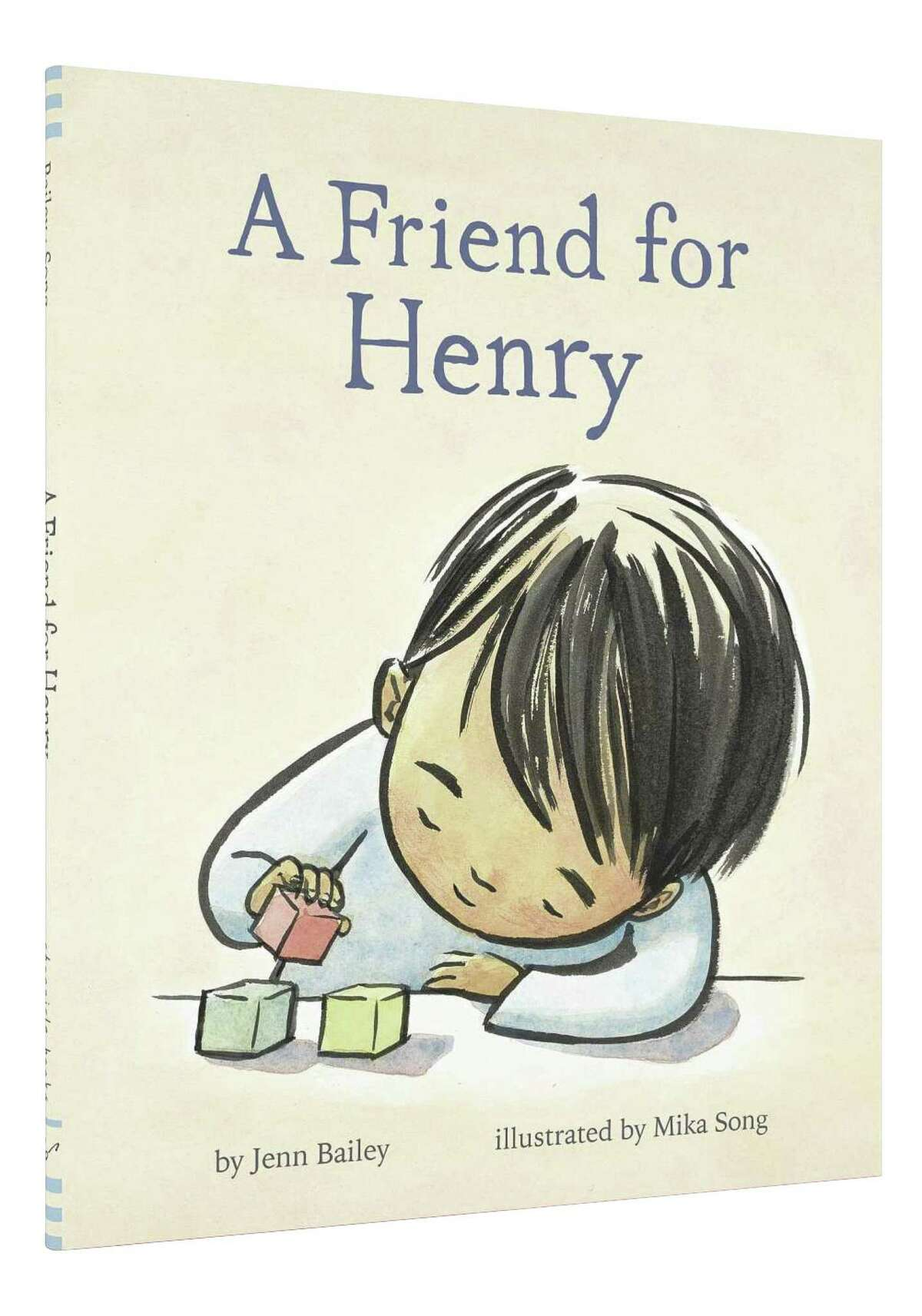 """""""A Friend for Henry"""" is out Feb. 26, 2019, at booksellers everywhere."""
