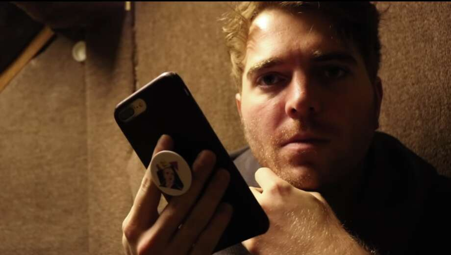 """A screen grab of the YouTube video """"Conspiracy Theories With Shane Dawson."""" Photo: YouTube"""