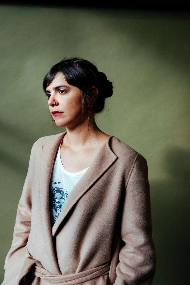 Inprint Margarett Root Brown Reading Series presents Valeria Luiselli. Photo: DEVIN YALKIN, STR / NYT / NYTNS