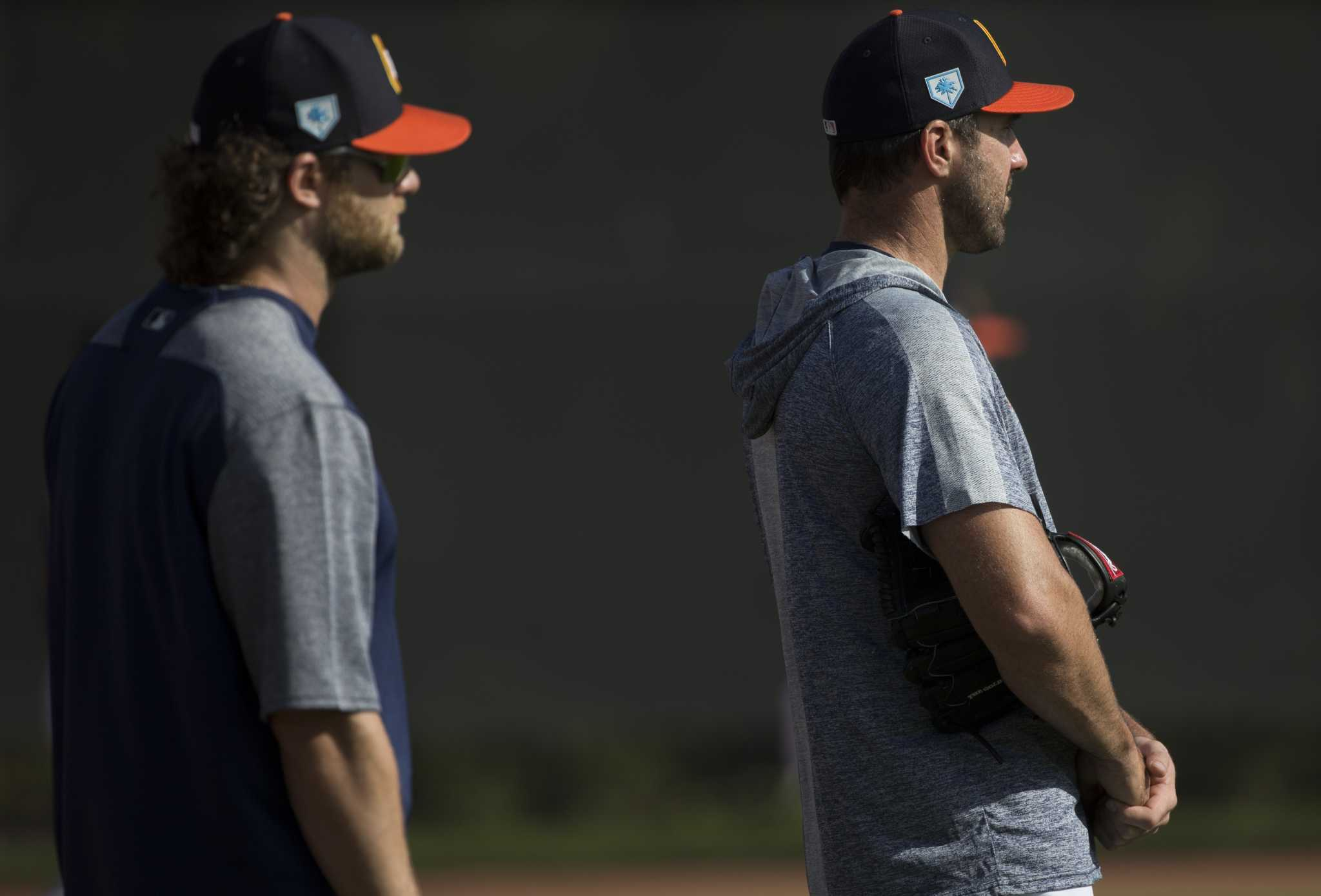Arms race: Justin Verlander, Gerrit Cole give Astros starting edge