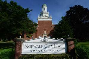 Norwalk City Hall.