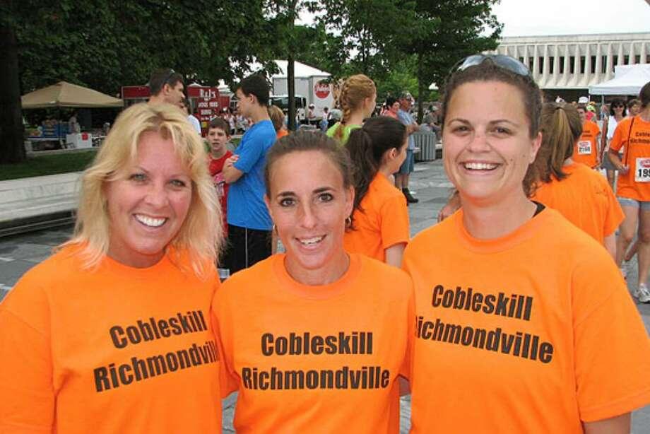 Were you seen at Freihofer's Run for Women? Photo: Kristi L. Gustafson