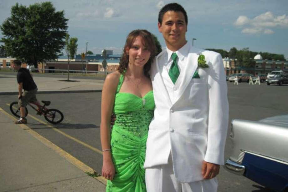 Were you seen at Mohonasen Senior Prom? Photo: Pamela Townsend