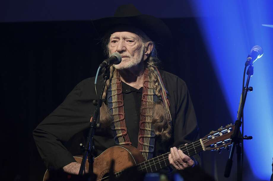 Singer/Songwriter Willie Nelson