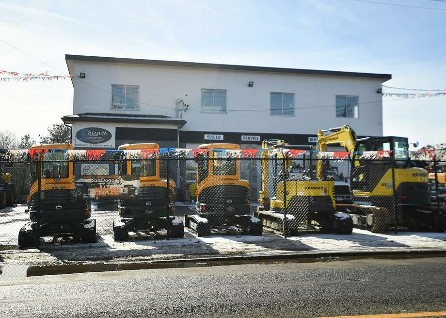 Seaview Equipment at 640 Crescent Avenue in Bridgeport, Conn. on Thursday, February 21, 2019. Photo: Brian A. Pounds / Hearst Connecticut Media / Connecticut Post