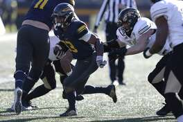 Former Toledo running back Art Thompkins has earned some rave reviews from his UConn teammates since joining the Huskies.