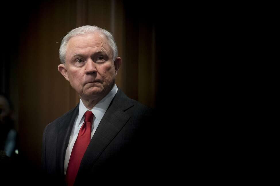 Then-Attorney General Jeff Sessions withdrew Obama-era standards for state and local courts to avoid disproportionately harming poor people when imposing criminal fines in after President Trump ordered an overall reduction in federal regulations.