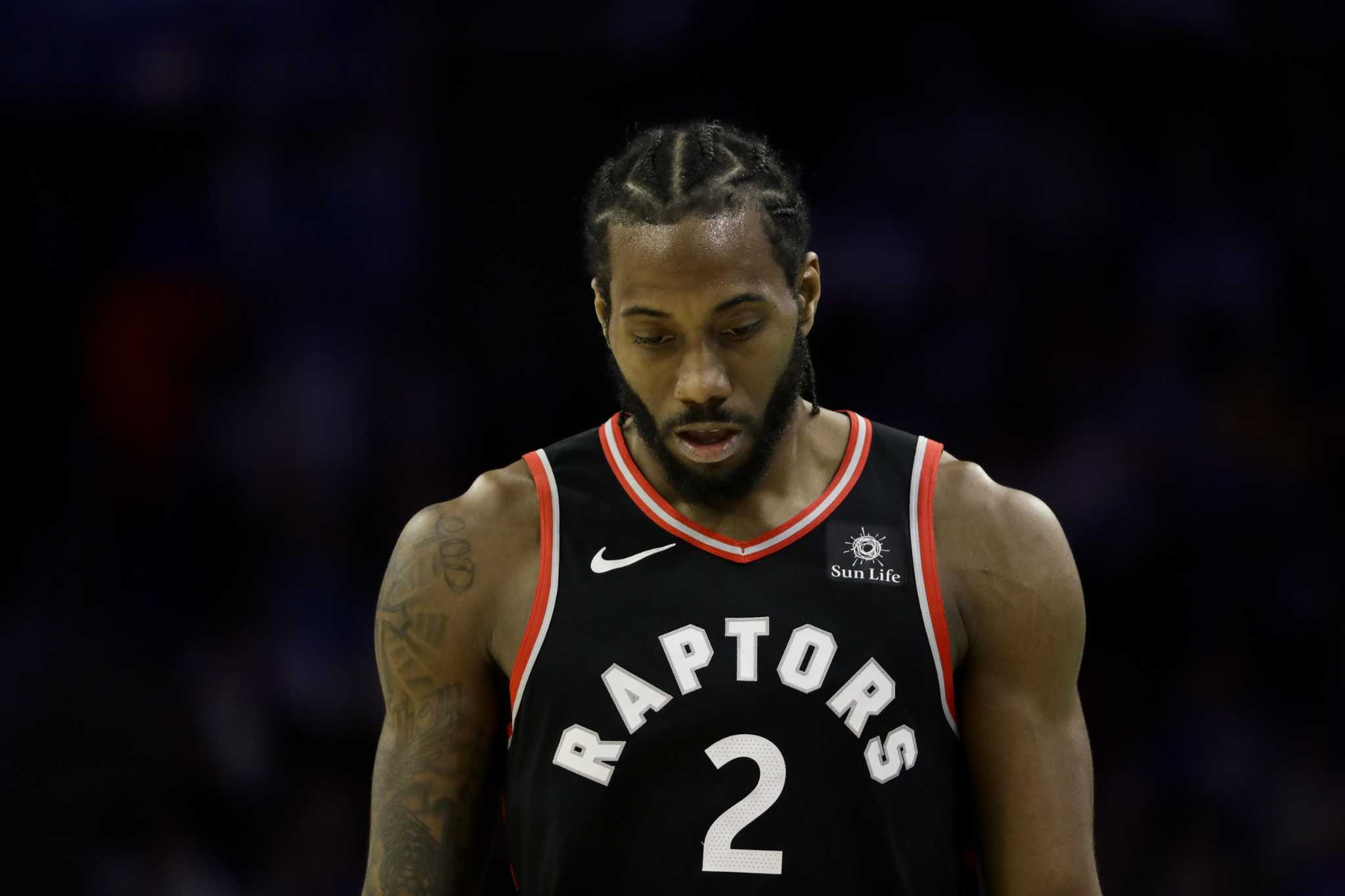 For Kawhi, disconnect is mutual