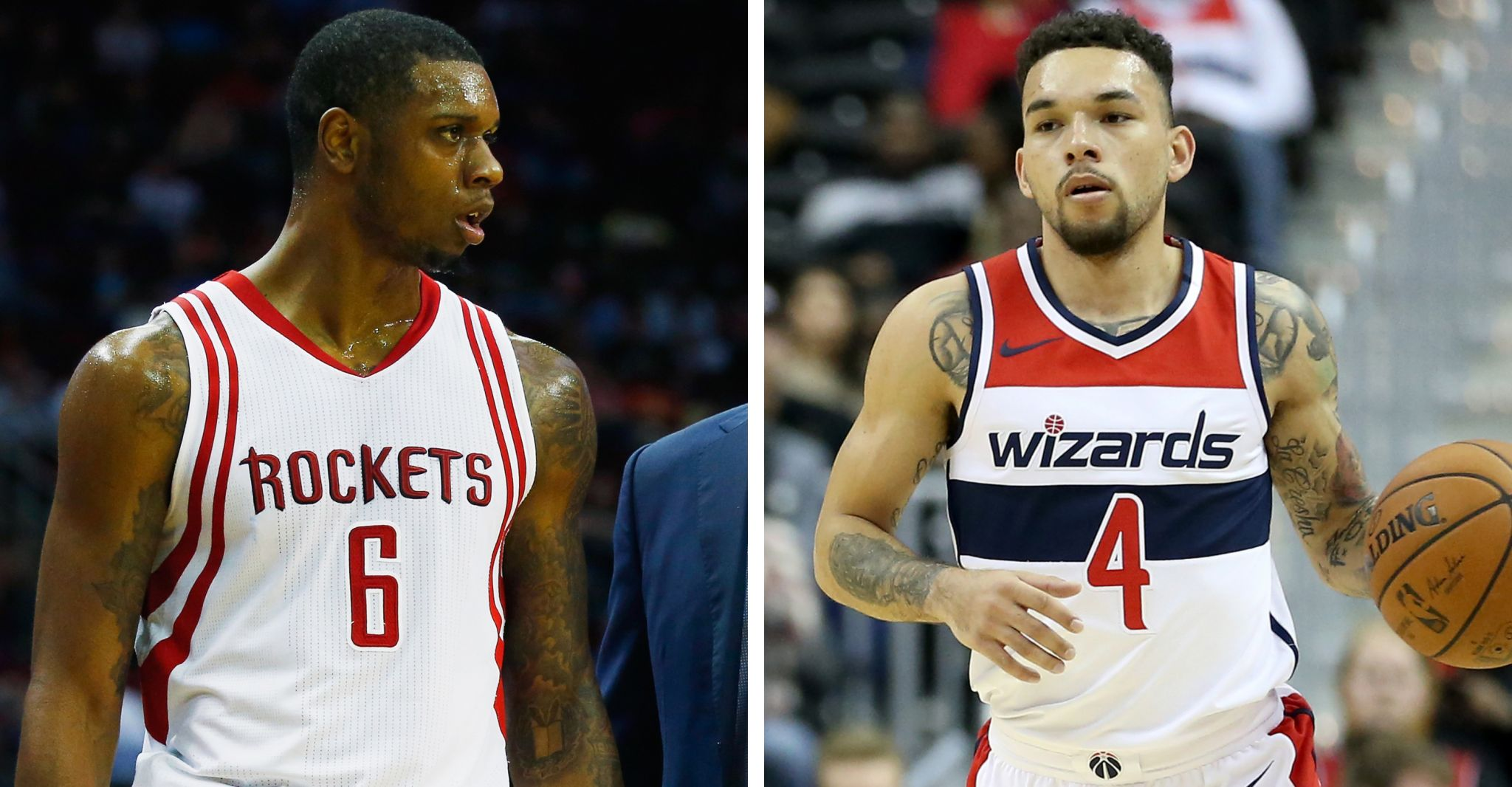 Rockets to sign Terrence Jones, Chris Chiozza to 10-day contracts