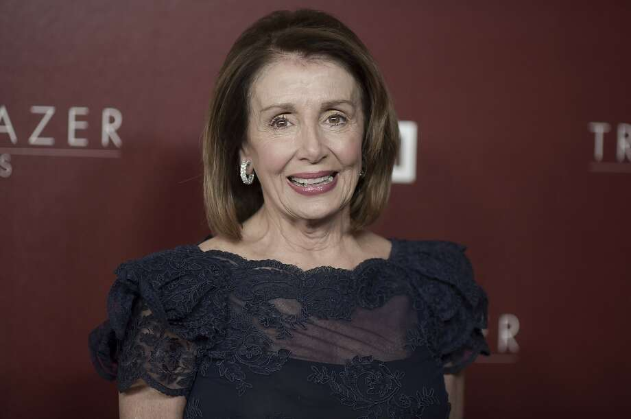 House Speaker Nancy Pelosi will visit TAMIU students on Friday during a guest lecture a the university. Photo: Richard Shotwell, Associated Press