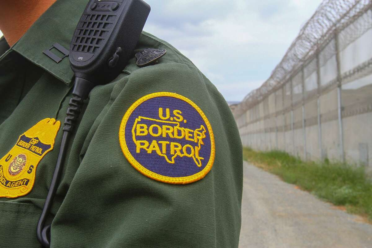 A Border Patrol agent patrols at the US-Mexico border on May 17, 2016 in San Diego, Calif. (Bill Wechter/AFP/Getty Images/TNS)