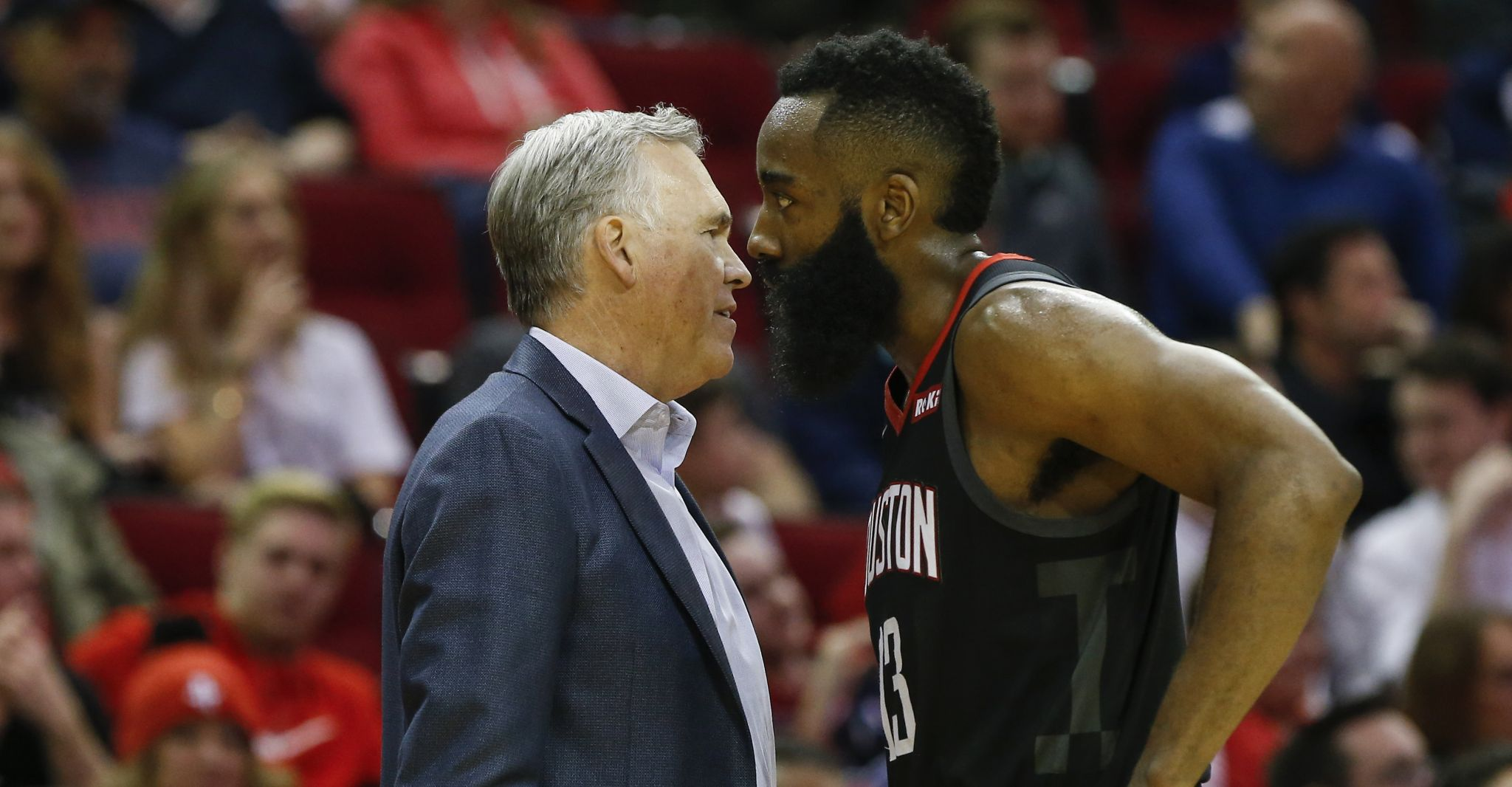 Rockets' Mike D'Antoni on the criticism of James Harden's style of play: 'It's absurd'