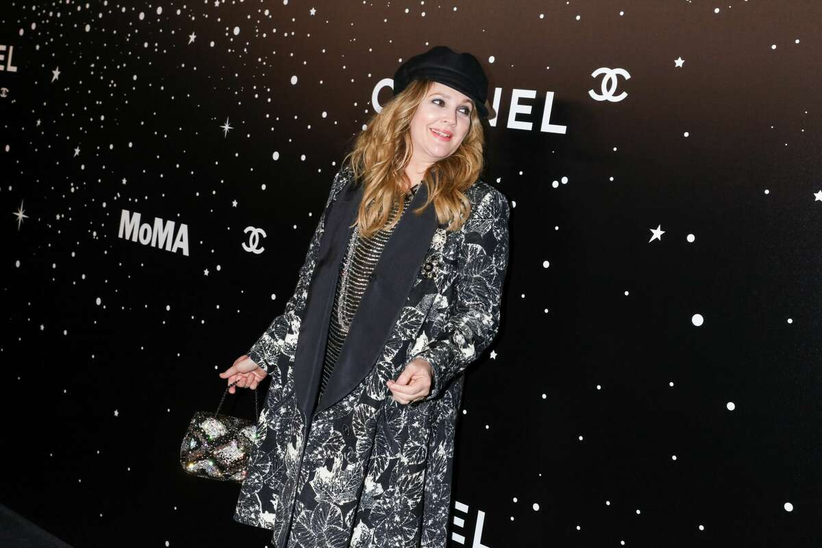 Actress Drew Barrymore on November 19, 2018 in New York, New York. Barrymore celebrates a birthday Feb. 22. (Photo by Rebecca Smeyne/Getty Images)