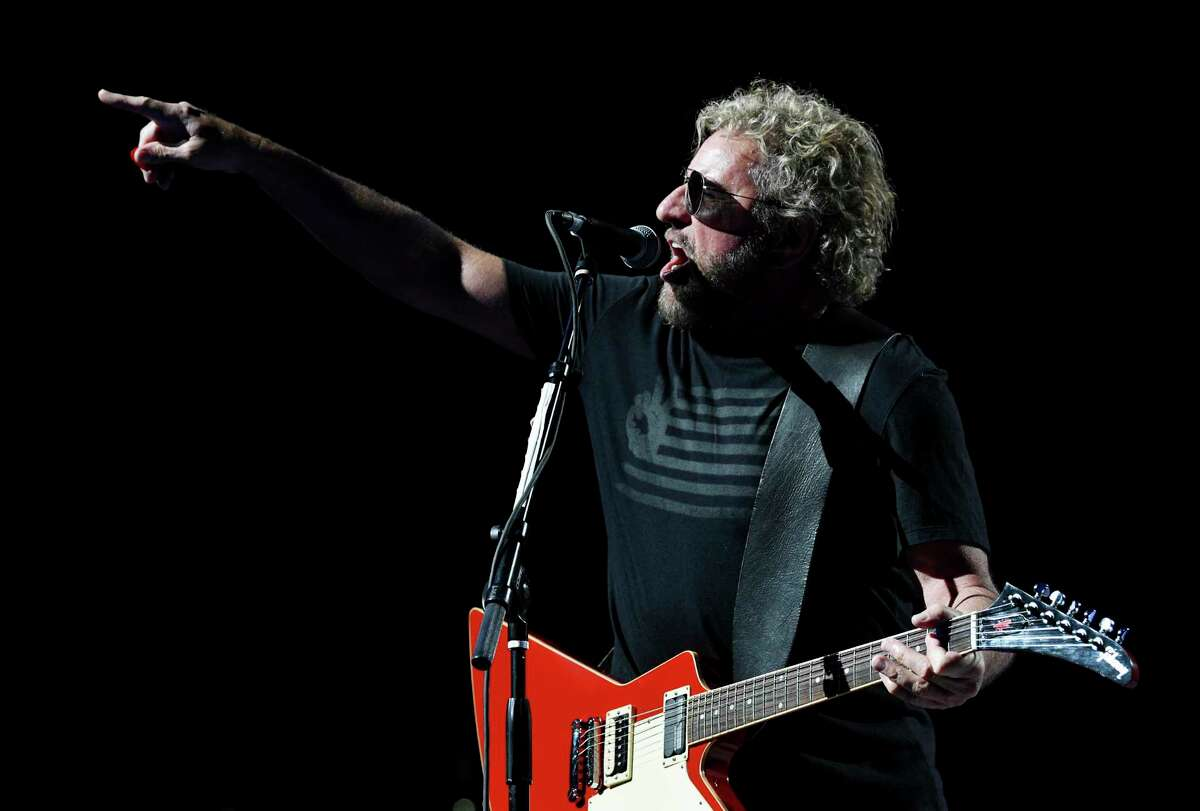 Click ahead to view the other entertainers announced to play the 2020 San Antonio Stock Show & Rodeo. Sammy Hagar and the Circle are returning to the San Antonio Stock Show & Rodeo.