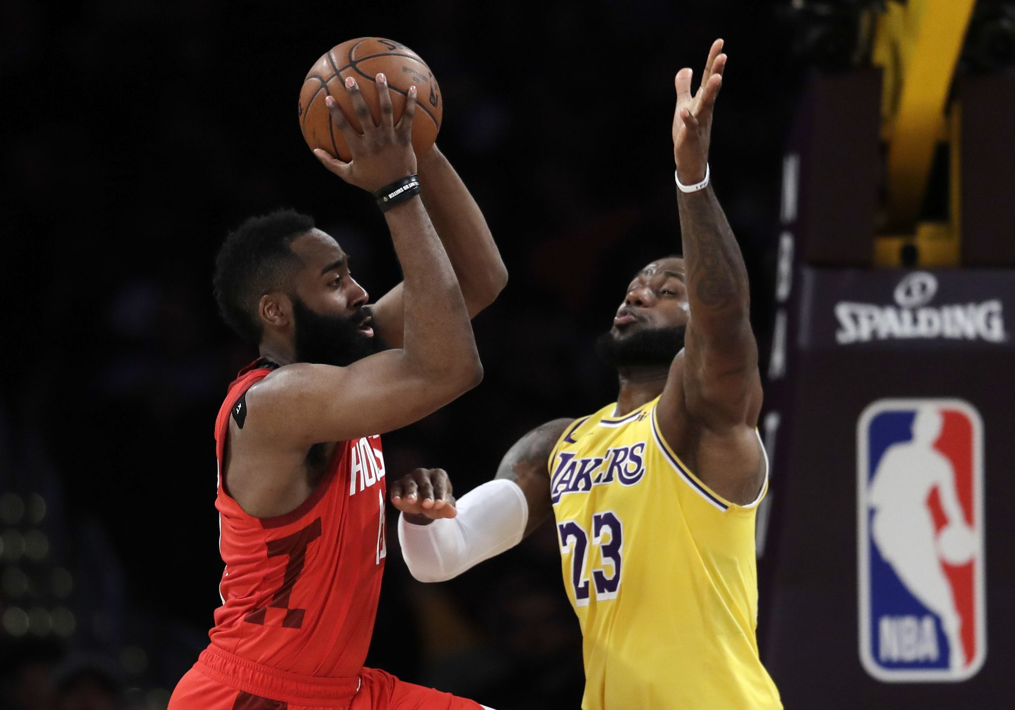 On TV/Radio: Jeff Van Gundy says Rockets-Lakers matchup much more than showdown