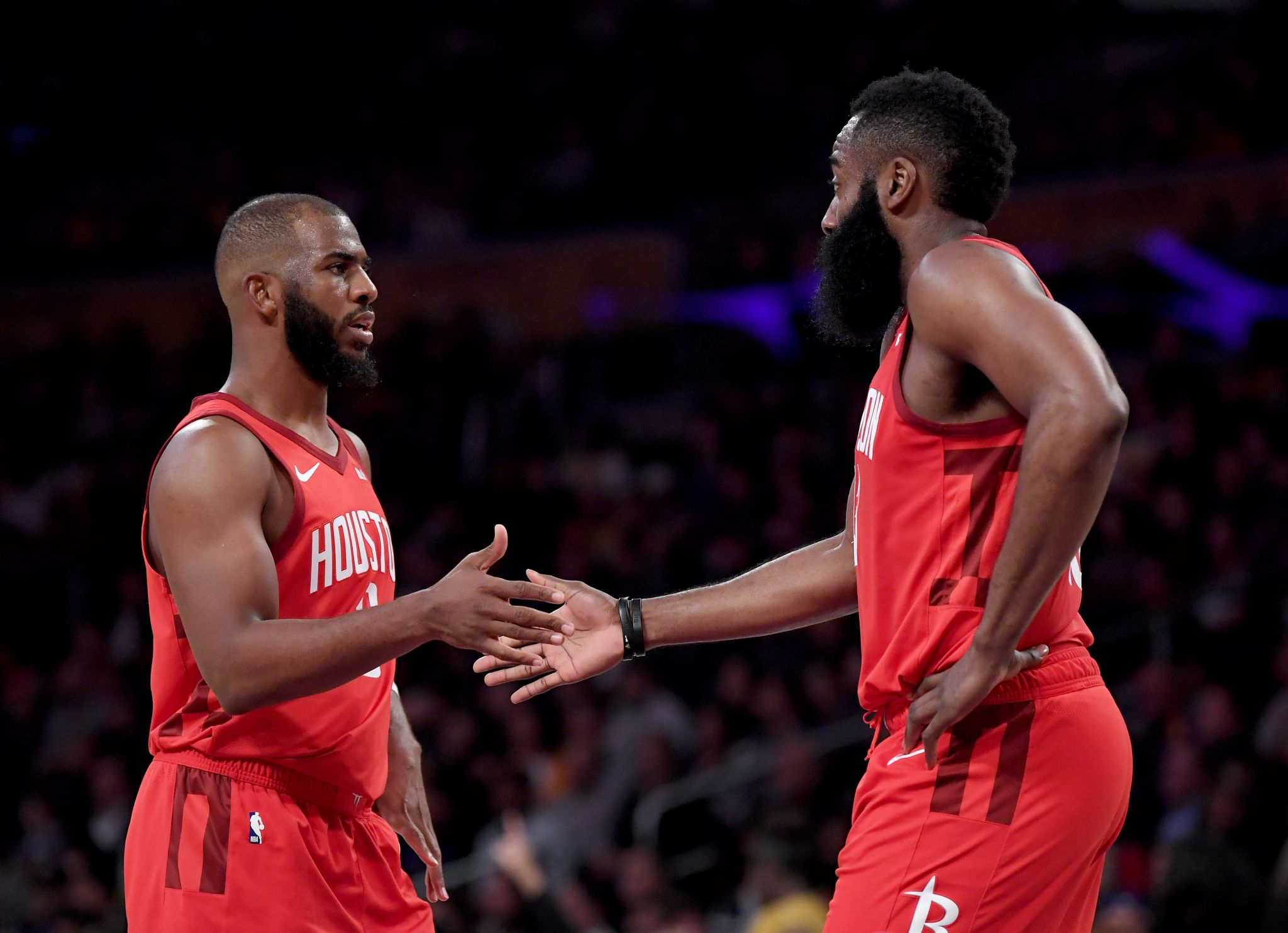 Smith: Yes, Rockets really are championship or bust