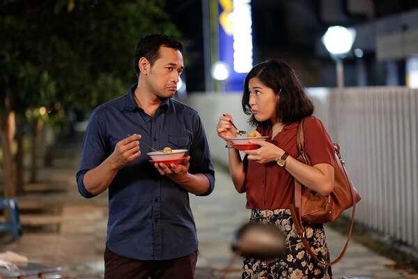Director: EdwinWith: Dian Sastrowardoyo, Oka Antara, Hannah Al Rashid, Nicholas SaputraRunning time: 1 hour 47 minutes