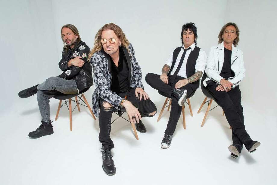 Mexican rock band Mana. Photo: Courtesy / bernardo flores