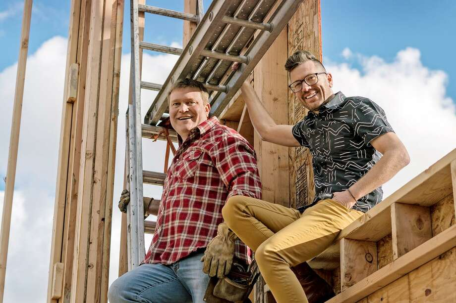 HGTV's Boise Boys Clint Robertson and Luke Caldwell will be featured speakers on March 2 at the Montgomery County Home and Garden Show in Conroe at the Lone Star Convention Center. Photo: Courtesy Photo