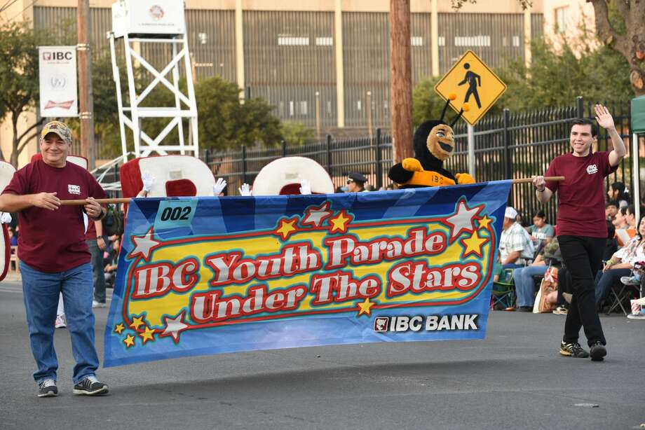 From pre-school to high school, Laredo's talented youth partook in the IBC Youth Parade Under the Stars. Photo: Christian Alejandro Ocampo