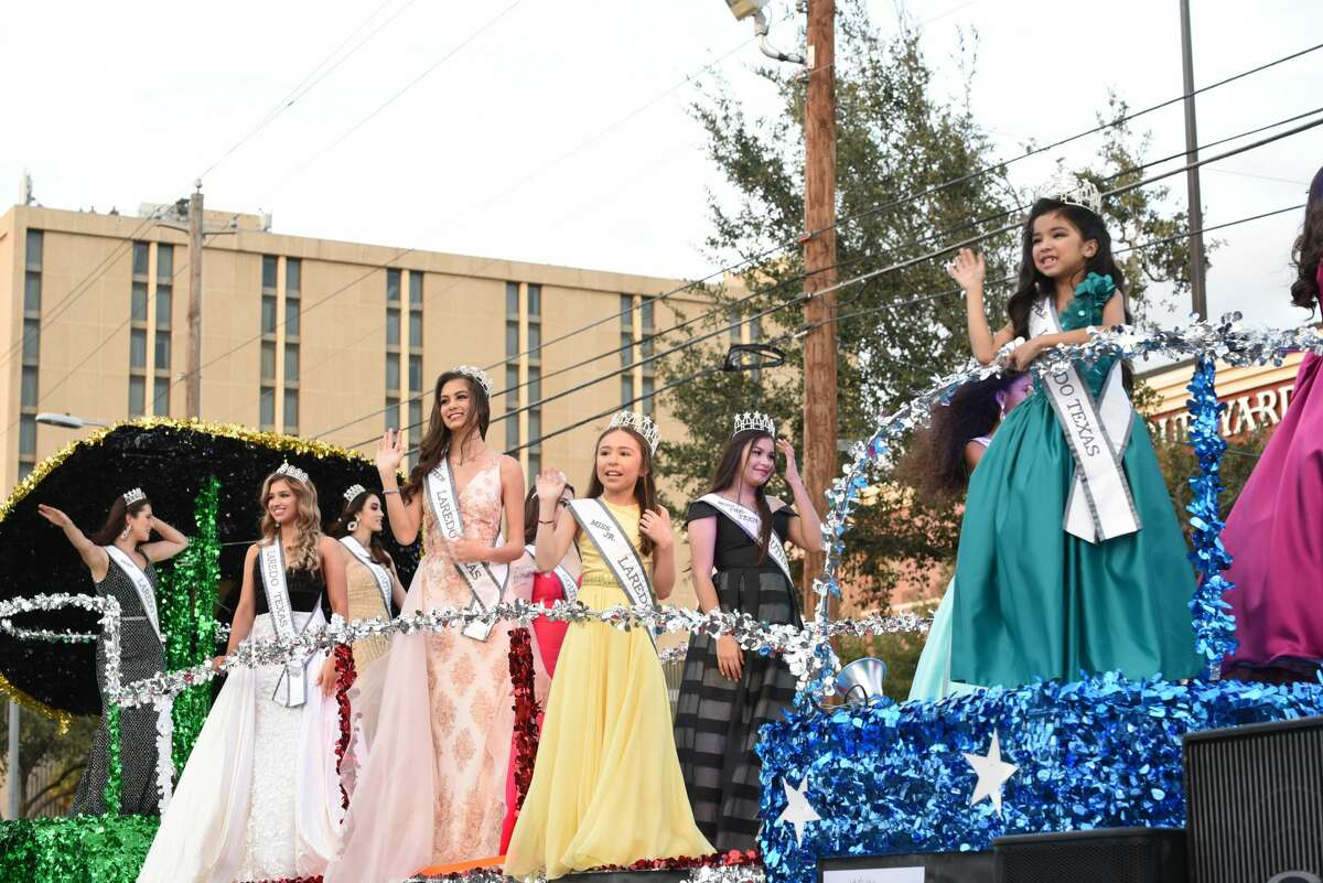 The Laredo Youth Parade Under the Stars wowed viewers with dancers, marching bands and creative floats as it traveled through Laredo streets, Thursday, Feb. 21, 2019.