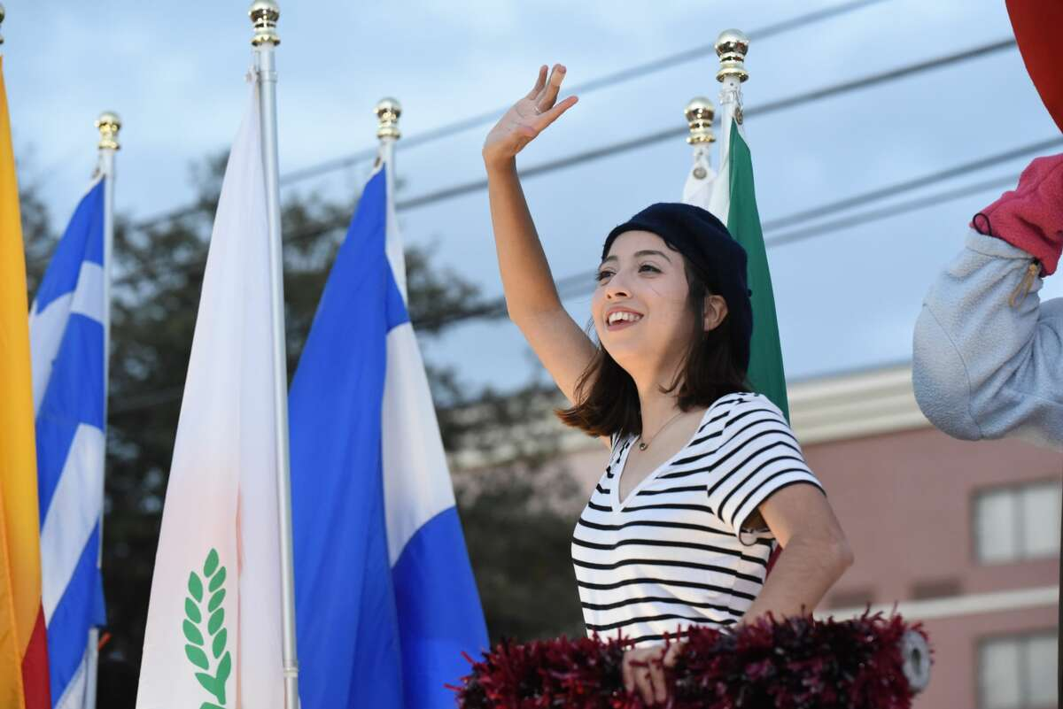 The Laredo Youth Parade Under the Stars wowed viewers with dancers, marching bands and creative floats as it traveled through Laredo streets, Friday, February 21, 2019.