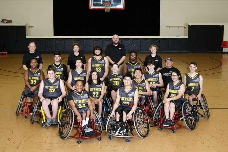 TIRR Memorial Hermann's Junior Hotwheels team has won national championships in basketball and softball.
