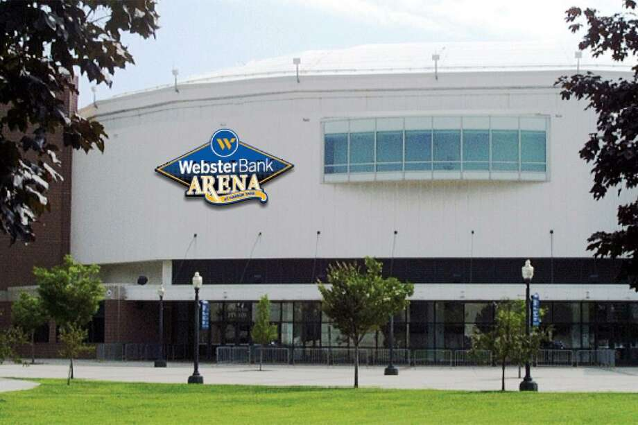 Webster Bank Arena at Harbor Yard. Photo: Contributed Photo / ST / Connecticut Post Contributed