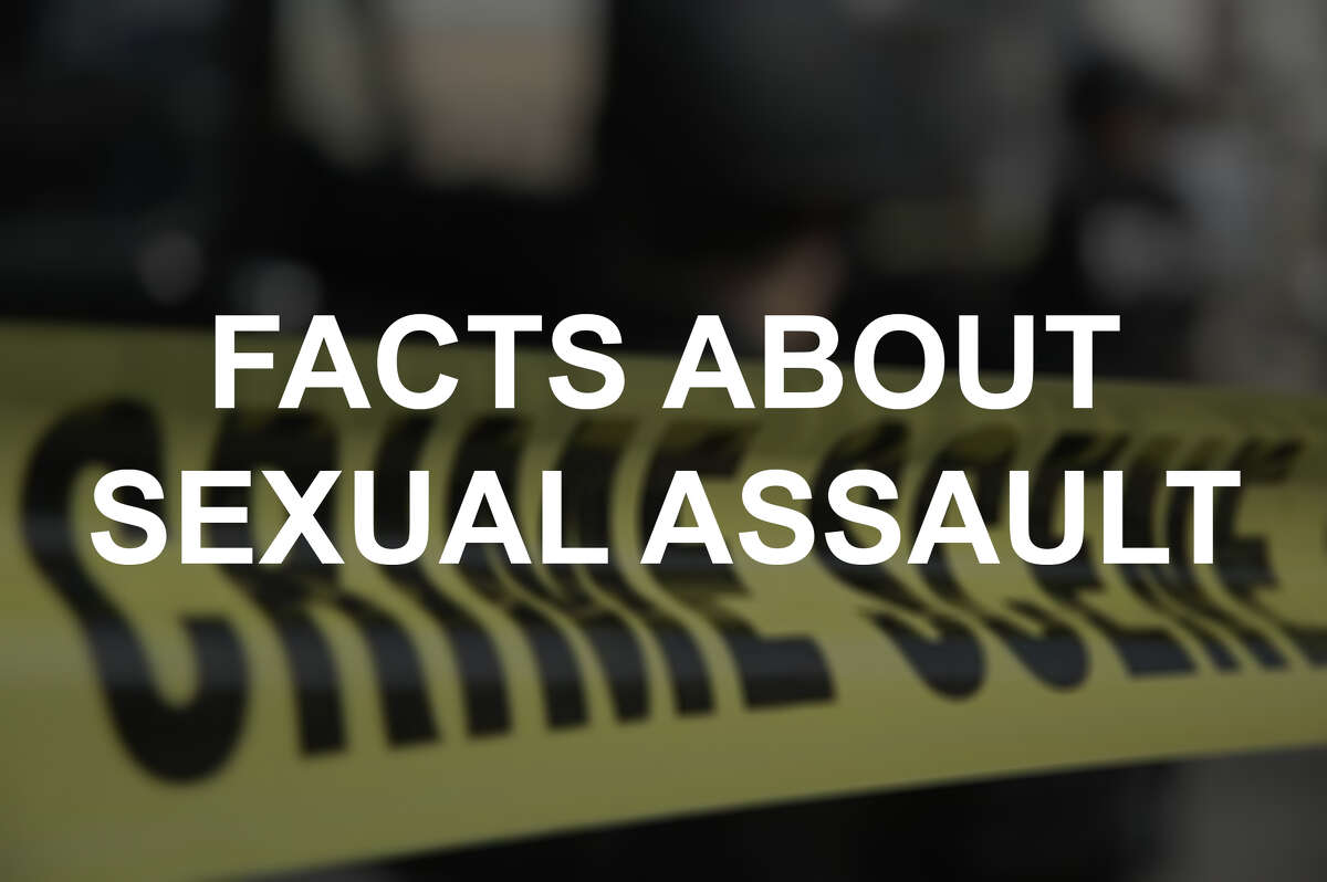Click through for some facts about sexual assault.