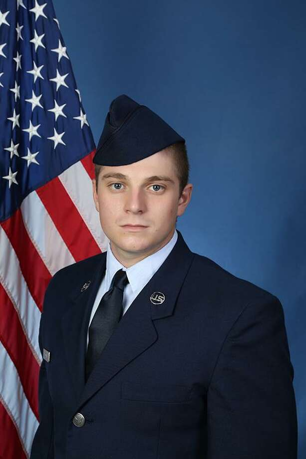 U.S. Air Force Airman Tyler B. Ayotte Photo: Contributed Photo